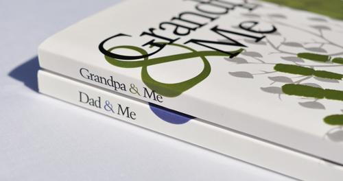 & Me books