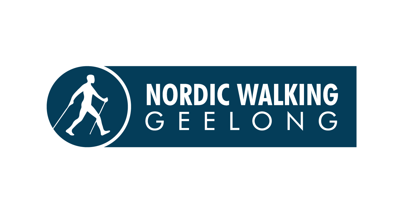 Nordic Walking Geelong logo
