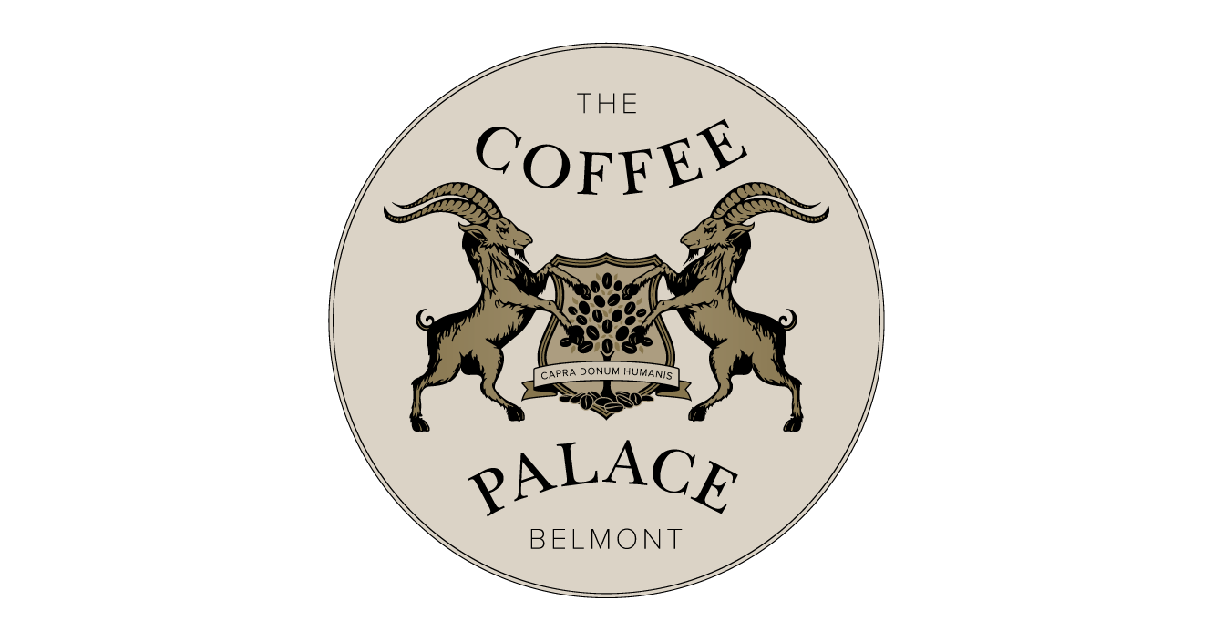 The Coffee Palace logo