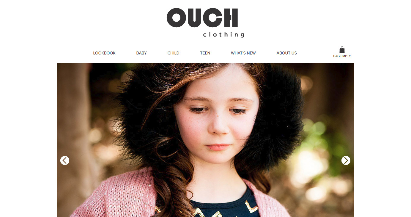 Ouch website