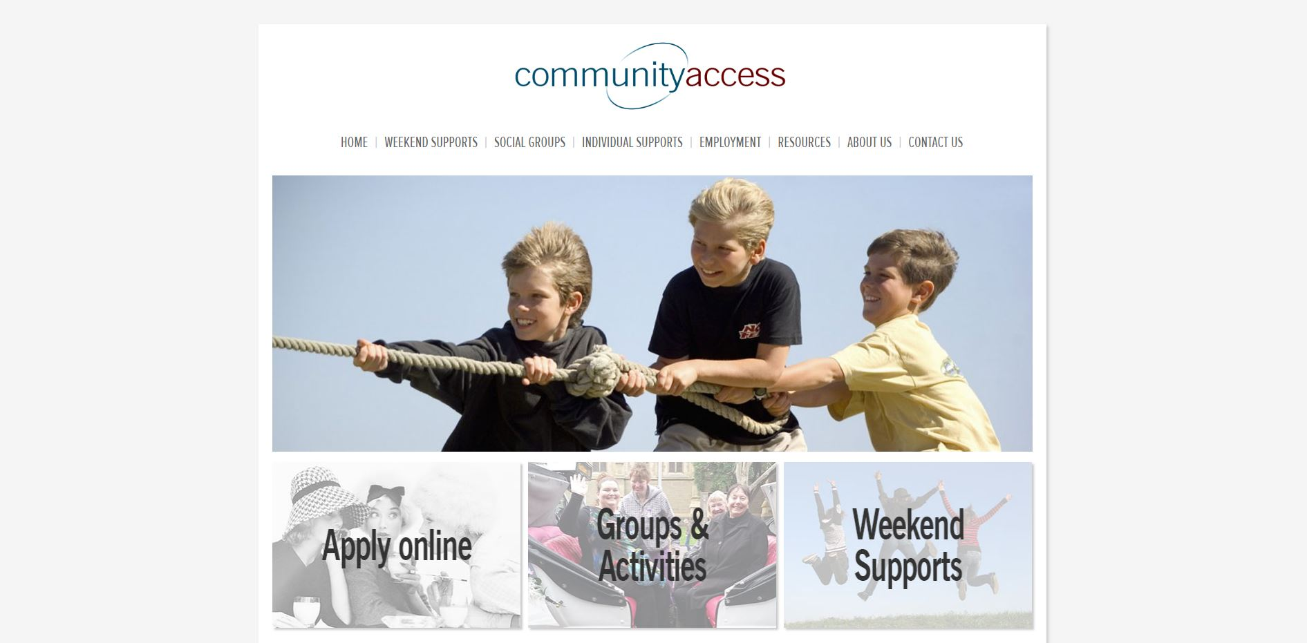 communityaccess.net.au