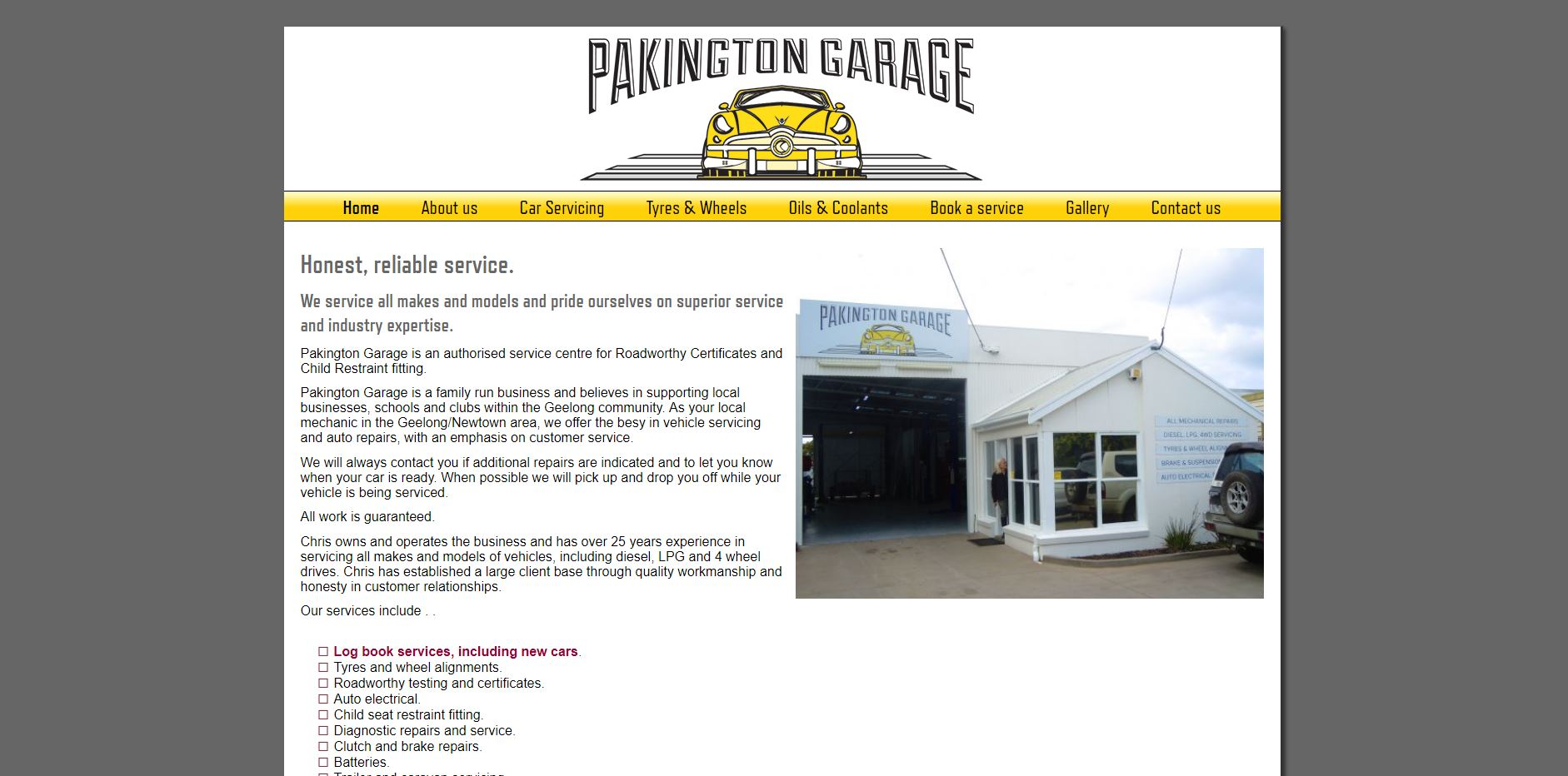 pakingtongarage.com.au